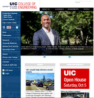 UIC Engineering Profile, Summer 2013